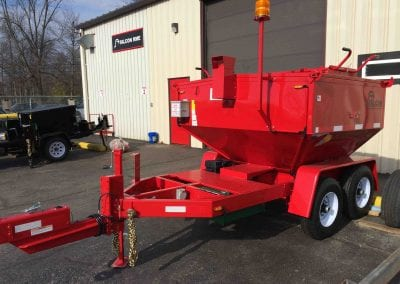 Battery-charger-on-4-ton-Falcon-asphalt-transporter-1