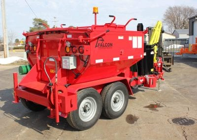 Hose-reel-for-the-Falcon-spray-system-full-view