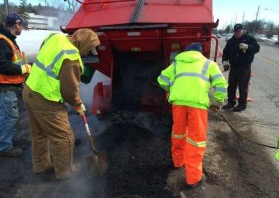 Asphalt-repair-made-with-recycled-asphalt-millings-2