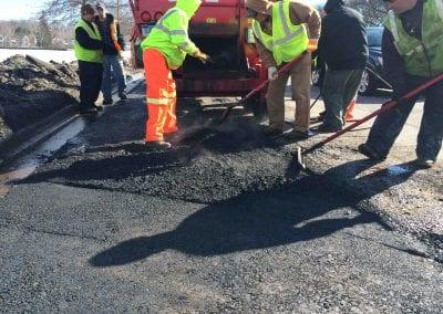 Asphalt-repair-made-with-recycled-asphalt-millings-4