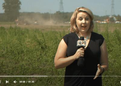 groundbreaking video segment image